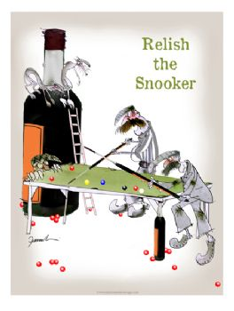 Relish the Snooker